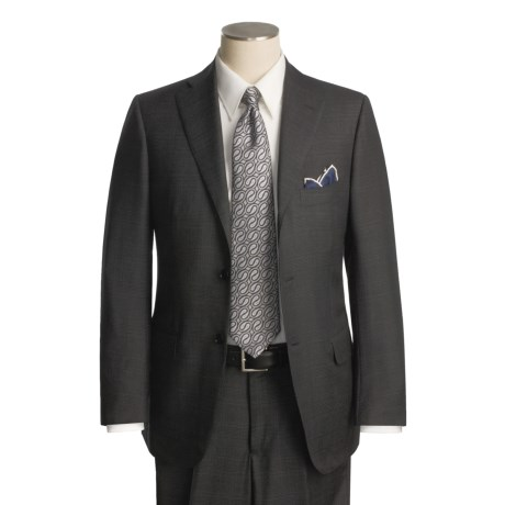 Isaia Wool Suit (For Men)