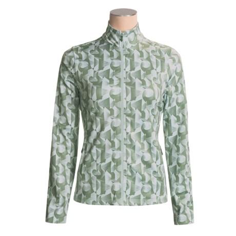 Saucony Summerlete Jacket - UPF 50, Full Zip (For Women)