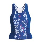 Shebeest Kona Tri Tank Top (For Women)