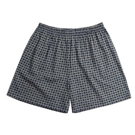 Calida Thema Prints Boxers - Single-Jersey Cotton (For Men)