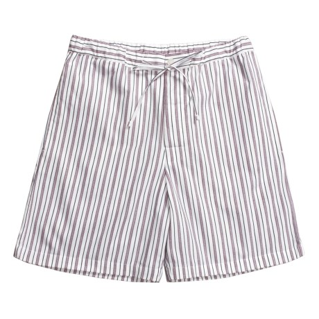 Calida Mix and Match Lounge Shorts - Woven Ware Cotton (For Men)