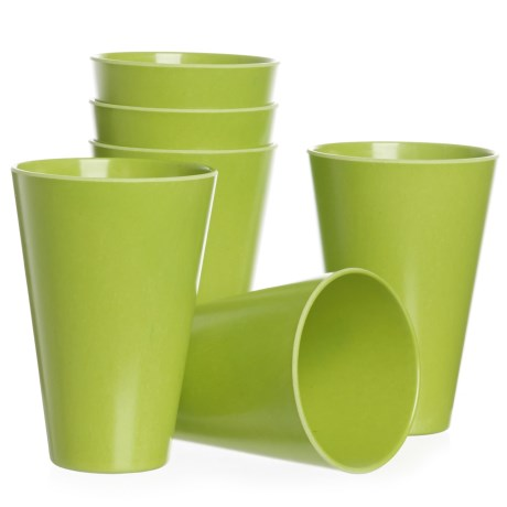 Now Designs Ecologie Tumblers - 14 fl.oz., Set of 6