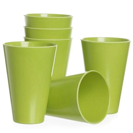 Now Designs Ecologie Tumblers - 14 fl.oz., Set of 6