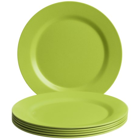 Now Designs Ecologie Dinner Plates - Set of 6