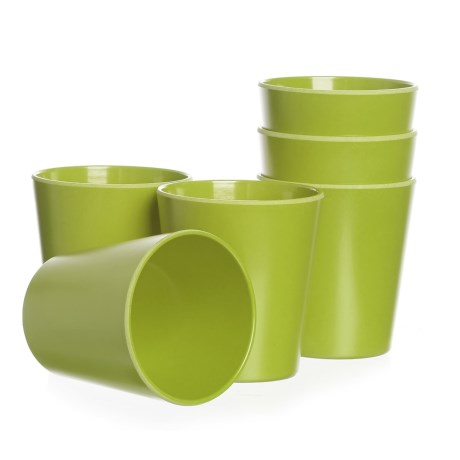 Now Designs Ecologie Tumblers - 8 fl.oz., Set of 6