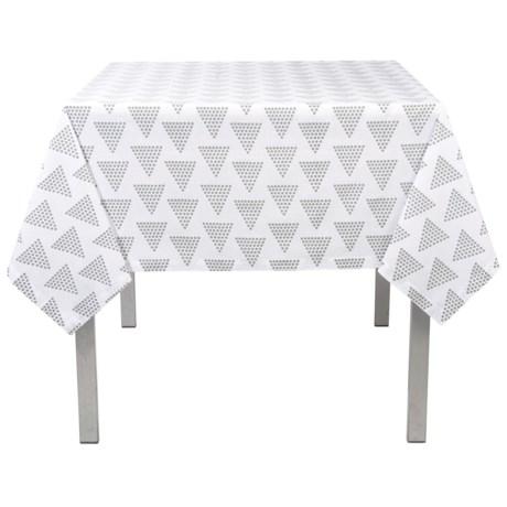 """Stitch & Shuttle Pyramid Tablecloth - 60x90"""""""