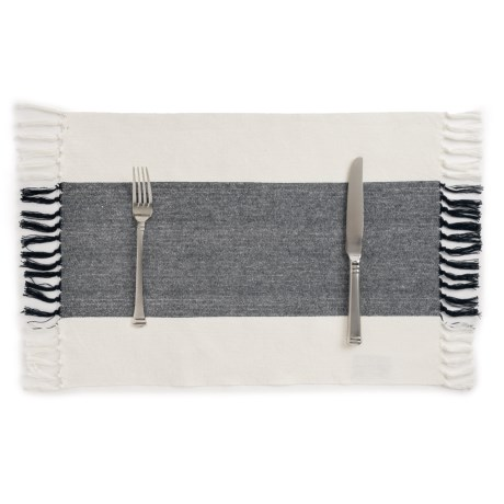 Now Designs Wide-Stripe Placemat