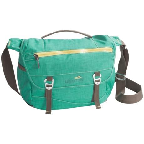 Lilypond Juniper Messenger Bag