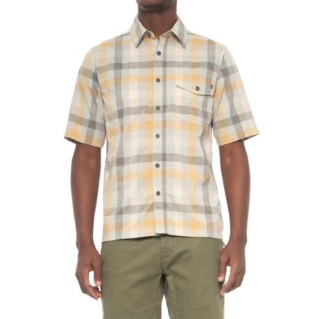 Woolrich High-Performance Plaid Shirt - Short Sleeve (For Men)