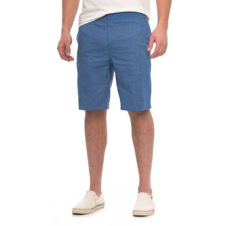 Woolrich Eco Rich Hemp Shorts (For Men)