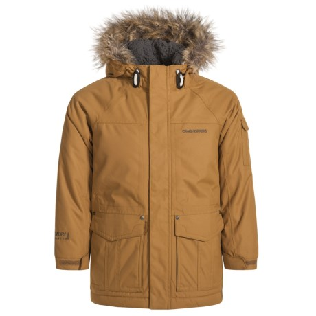 Craghoppers Marton Parka - Waterproof, Insulated (For Little and Big Boys)