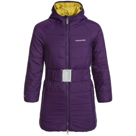 Craghoppers Romy Puffer Jacket- Insulated (For Little and Big Girls)