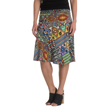 Nomadic Traders NTCO World Market Skirt - Rayon (For Women)