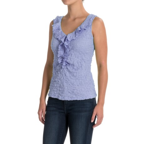 Nomadic Traders NTCO Lily Stretch Lace Tank Top (For Women)