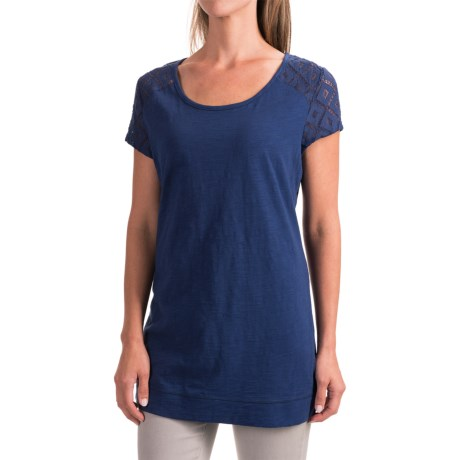 Nomadic Traders Apropos Avery Tunic Shirt - Short Sleeve (For Women)