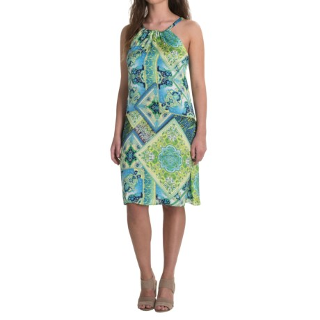 Nomadic Traders Apropos Roxie Halter Dress - Sleeveless (For Women)