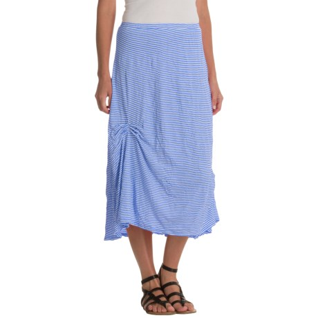 Nomadic Traders Apropos Having a Crush Striped Skirt (For Women)