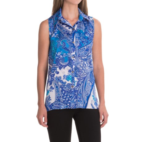 Nomadic Traders Ines Blouse - Sleeveless (For Women)