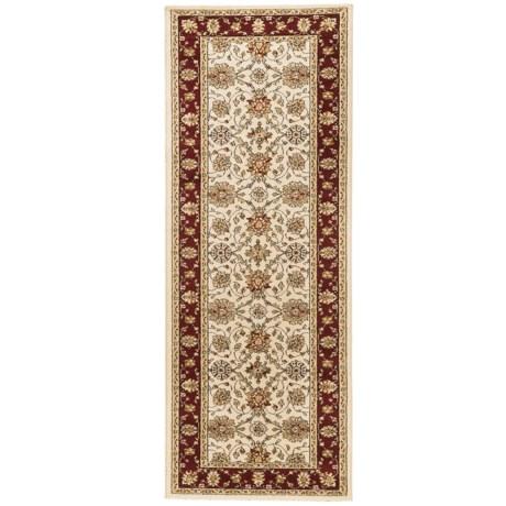 """Couristan Traditions Floor Runner - 2'7x7'10"""""""