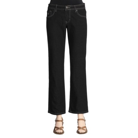 Specially made Amanda Straight-Leg Jeans - Stretch (For Women)