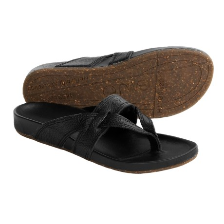 EMU Australia Emu Portsea Sandals - Leather-Sheepskin (For Women)
