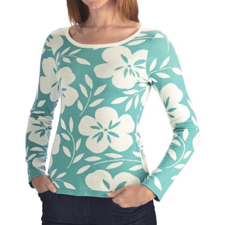 Neve Lucy Cotton Sweater - Long Sleeve (For Women)