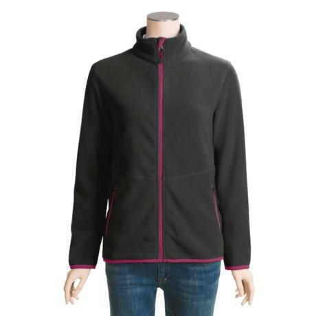 Double Diamond Sportswear Double Diamond by Black Diamond Sportswear Shyla Fleece Jacket (For Women)