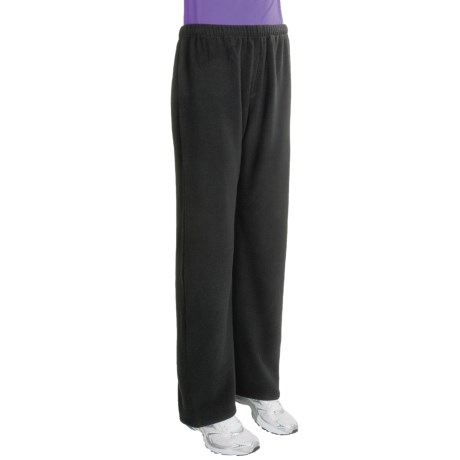 Double Diamond Sportswear Double Diamond by Black Diamond Sportswear Shyla Fleece Pants (For Women)