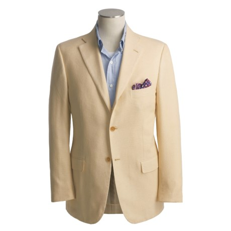 Isaia Sport Coat - Silk-Rich (For Men)