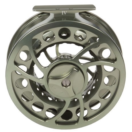 Temple Fork Outfitters BVK Fly Reel - Super-Large Arbor