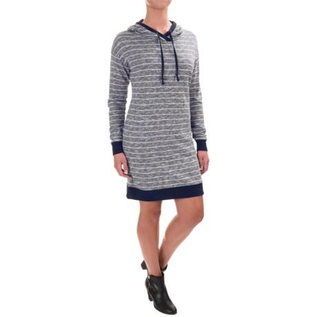 Dakini Hoodie Dress - Long Sleeve (For Women)