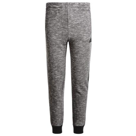 adidas Ultimate Cotton Fleece Joggers (For Big Boys)
