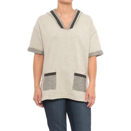 Woolrich Wayside Tunic Hoodie - Short Sleeve (For Women)