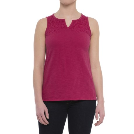 Woolrich Bell Canyon Eco Rich Tank Top - Organic Cotton (For Women)