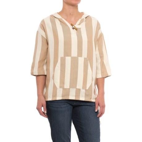 Woolrich Standing Wave Shirt - Organic Cotton, Short Sleeve (For Women)