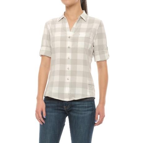 Woolrich Day Pack Convertible Shirt - Long Sleeve (For Women)