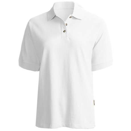 Colorado Timberline Cambridge Polo Shirt - Short Sleeve (For Women)