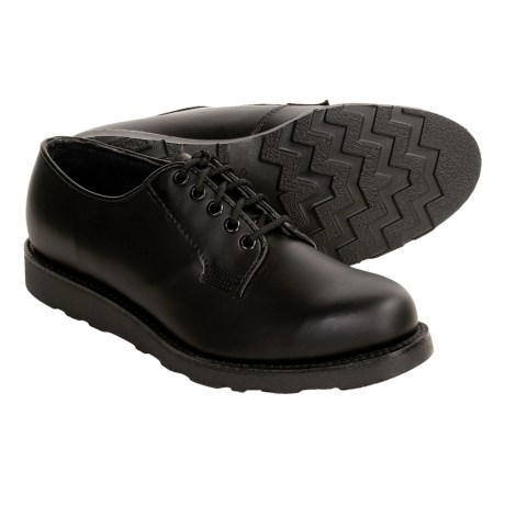 H.H. Brown Oxford Work Shoes (For Men)