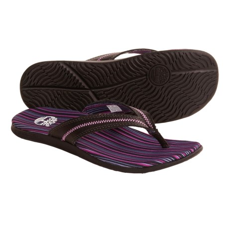 Timberland Cape Neddick Thong Sandals - Leather (For Women)