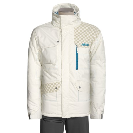 686 Times NB 575 Jacket - Waterproof, Insulated (For Men)