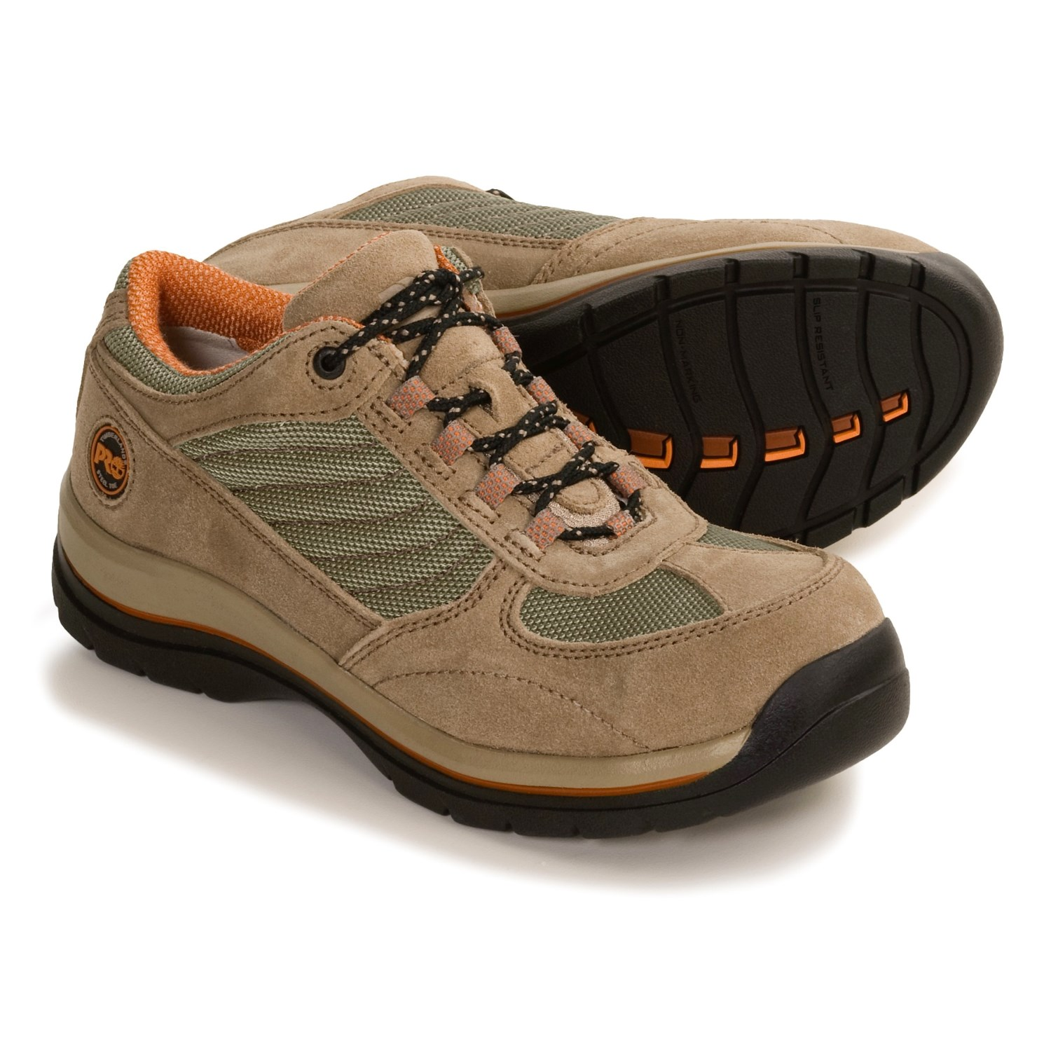 Timberland Pro Riveter Work Shoes (For Women) 2866Y - Save 38%