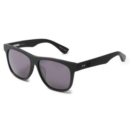 Filtrate Calloway Raw Wayfarer Sunglasses