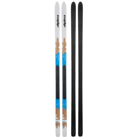 Alpina Control 64 W NIS Cross-Country Skis (For Women)