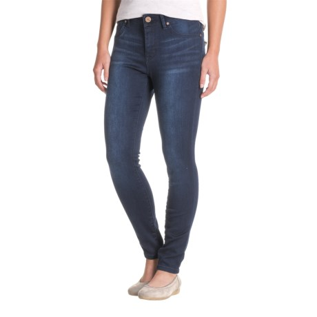 1822 Denim Luxe Skinny Ankle Jeans (For Women)