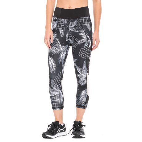 Kavu Hot to Trot Capri Leggings (For Women)