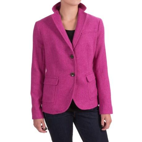 Specially made Wool-Blend Blazer (For Women)