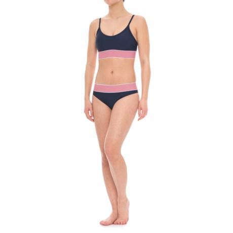 SIA Bralette Bikini Set (For Women)
