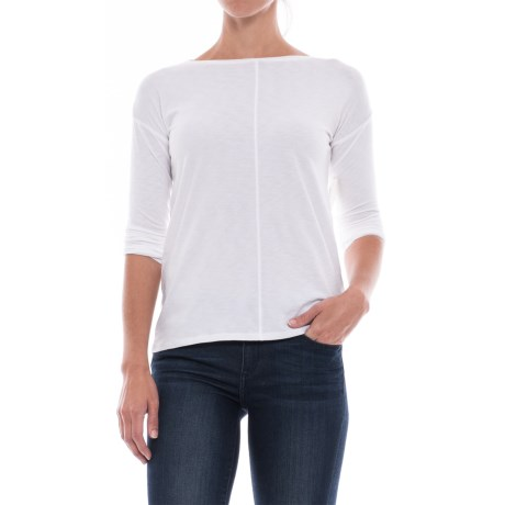 St. Tropez West Drop-Shoulder Shirt - Long Sleeve (For Women)