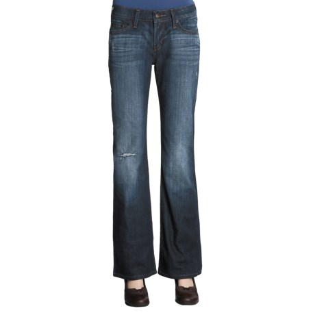 Levi's 545 Bootcut Jeans - Low-Rise (For Women)