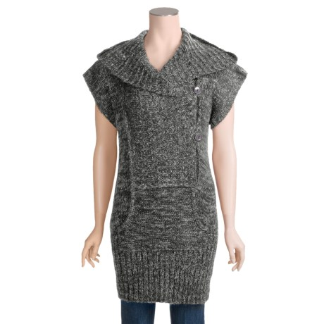 Pulp Pullover Sweater - Wool-Acrylic (For Women)